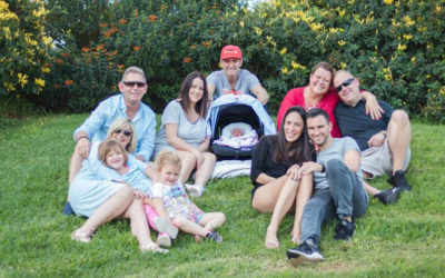 Ingredients to create a blended family
