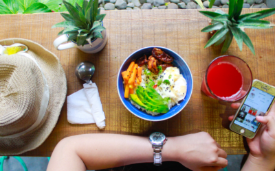 The busy man's quick nutrition guide